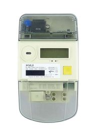IEC standard AMI / AMR smart Single phase Electronic energy meter for residential