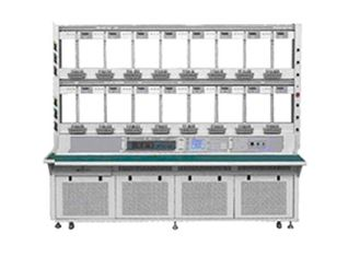 Electric Three Phase Energy Meter Test Bench with class 0.05 / 0.1 High Accuracy